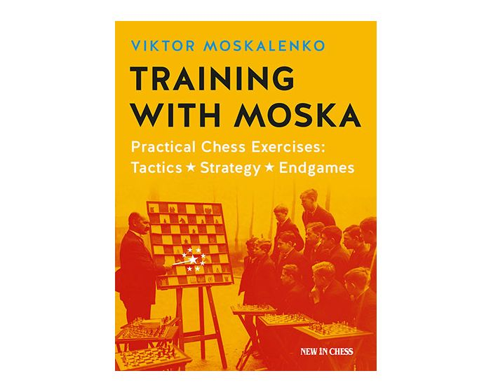 'Training with Moska' (2017) door Viktor Moskalenko